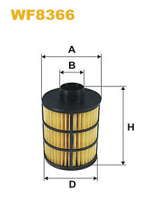 Fuel Filter fits VAUXHALL Wix 4807214 96816473 4708795 93193621 813569 Quality