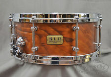 Tama Snare Drum SLP 6x14 Fat Spruce 8 Ply Shell w/ Tube Lugs LSP146WSS