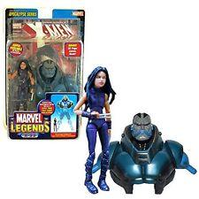 "Marvel Legends Apocalypse Series X-23 6"" boxed toy figure, wolverine, logan"
