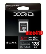 Sony XQD G Series 256gb Read 4k Memory Card for Cameras