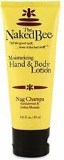 Nag Champa Hand & Body Lotion, The Naked Bee, 2.25 oz