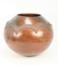 Vintage Nesta Nala Zulu South African Pottery