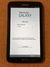 Samsung Galaxy Tab 3 SM-T217S 16GB, Wi-Fi + 4G (Sprint), 7in - Midnight Black