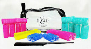 Michael diCesare Hair Styling System w/Comb, Medium/Long - 20 Rollers [HB-A-M]