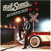 BOB SEGER / SEGAR - ULTIMATE - THE VERY BEST OF - GREATEST HITS 2 CD NEW
