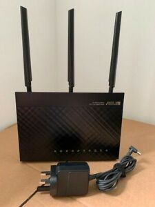 ASUS RT-AC68U 1900 Mbps 5 Port Wireless Router