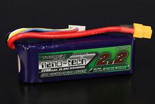 RC Turnigy nano-tech 2200mah 4S 45~90C Lipo Pack