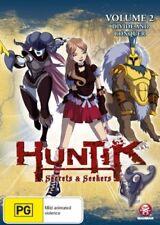 Huntik, Secrets & Seekers - Divide and Conquer : Vol 2 (DVD, 2009)
