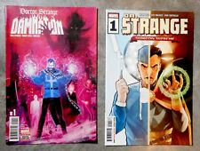 DOCTOR STRANGE Surgeon Supreme #1 & Damnation #1 Marvel comic books