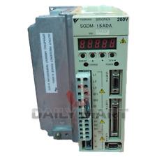 Used Amp Tested Yaskawa Sgdm 15ada Servo Amplifier