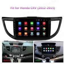 "Android 9.1 10.1 "" Car Stereo Radio Player GPS WIFI USB FM For Honda CRV 2012-15"