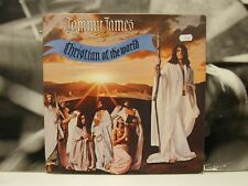 TOMMY JAMES - CHRISTIAN OF THE WORLD LP USA GATEFOLD USA ROULETTE 1971 CUT-OUT