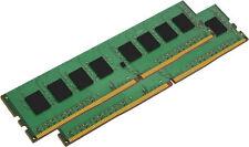 16GB Kit 2x 8GB DDR4 2133MHz PC4-17000 288 pin DESKTOP Memory Non ECC 2133 RAM