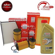 KIT TAGLIANDO SPEED VW GOLF IV 1.9 TDI 81 KW DAL 1997 AL 2006 + CASTROL TD 5W40