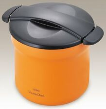 THERMOS Vacuum Thermal Insulation Pot Cooker 4.3L Shuttle Chef Apricot KBF-4500
