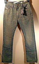 NWT Diesel Industry Men's Fanker Medium Wash High Rise Jeans Size: 27x32