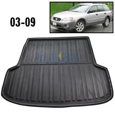 For Subaru Legacy Outback BP 03-09 Rear Trunk Boot Cargo Liner Tray Floor Mat
