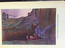 M3b ephemera 1920s book plate h i bacharach escape from castle of giant despair