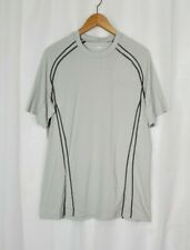 Men's Lululemon Short Sleeve Athletic Workout Yoga Shirt size Large