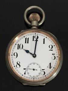 Vintage Omega Goliath Pocket Watch c.1900