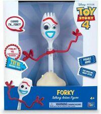 Toy Story 4 Forky Wheeling Talking Action Figure Disney