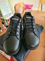 Reebok Royal Complete Cln. Women's. Black. Size UK 7