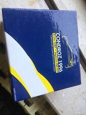Modellino Condroz Escort Cosworth Gr.A Thiry-Prevot ( Minichamps Ixo Delta Evo )