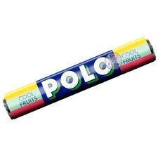 POLO COOL FRUIT ORIGINAL MINTS ROLL TUBES 37g (5,10 TUBES)