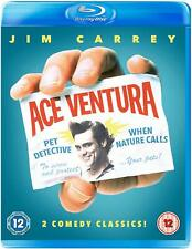 Ace Ventura: Pet Detective + When Nature Calls (Blu-ray) Jim Carrey