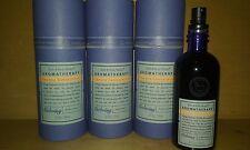 3x BATH and & BODY WORKS AROMATHERAPY ORANGE SANDALWOOD ESSENCE PERFUME LOT x3