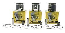 Polaris XCR 600, 1995-1997, Pro-X .020 Pistons & Wrist Pin Bearings