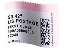 Dymo 30915 LabelWriter Postage Stamp Labels, 1-5/8 x 1-1/4, White, 200/Rl