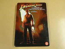 METAL CASE DVD / INDIANA JONES AND THE KINGDOM OF THE CRYSTAL SKULL