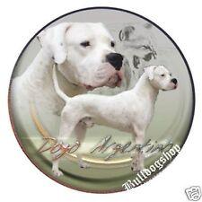 Design Aufkleber Dogo Argentino 2  Argentinische Dogge 15cm Autoaufkleber