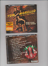 Tom Morello & the nightwatchman – World Wide Rebel canzoni-CD 2011 OVP