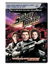 Starship Troopers (DVD, 2008, Includes Digital Copy)
