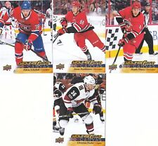 17/18 Upper Deck Series 1 Canvas Young Guns #C97 Haydn Fleury Hurricanes