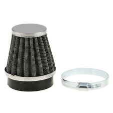 60mm Cone Cold Air Filter Intake Cleaner Inlet for Motorcycles