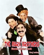 Marx Brothers Movie Poster Book, Paperback by Lenburg, Greg, Brand New, Free .