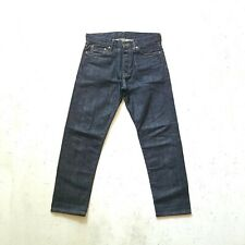 Japan Blue Men's High Tapered Selvedge Denim Jeans JB0606   W31