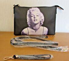 BNWT MARILYN MONROE CLUCH WRISTLET SHOULDER BAG HANDBAG NEW WITH TAGS