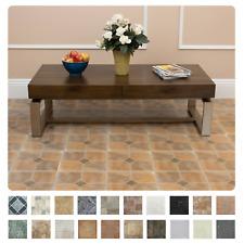 Marble Stone Pattern Self Adhesive Peel N Stick Vinyl Floor Tile 20/pc 12