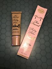 "New Too Faced Tinted Beauty Balm Multi-Benefit Skin Care Makeup ""Vanilla Glow"""