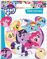 My Little Pony - VINYL STICKERS 5 PACK BY PYRAMID PS7319