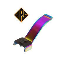 HPS pro Stunt Scooter Neo chrome Flex Brake wheel 100mm 110mm peg clamp fork