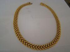 18K Gold beautiful necklace ,57.7  grams! 18kt,18karat 21k 22k 23k 24k