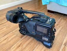 Sony XDCAM PDW-700 HD Camcorder W/ HDVF-20A Viewfinder - Very Clean Works Great!