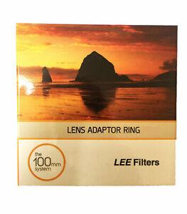 LEE Filters Standard lens adapter ring 55mm for 100mm System FHCAAR55