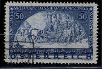 P126386/ AUSTRIA – WIPA - MI # 556 A USED CERTIFICATE – CV 715 $