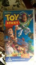 VHS Toy Story (Walt Disney)